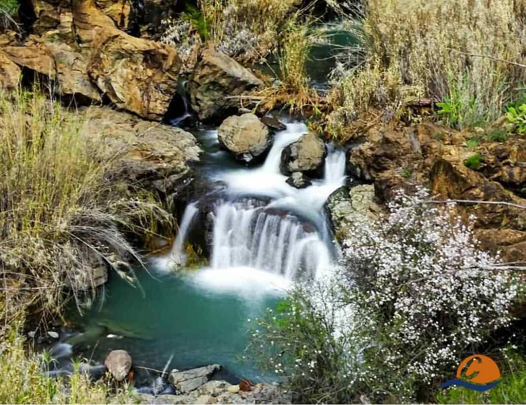 Cascada en Ayagaures